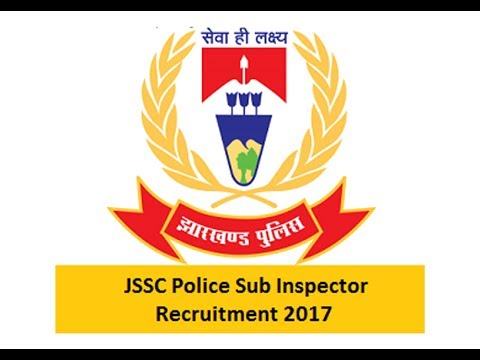 JSSC SI Sub Inspector Recruitment