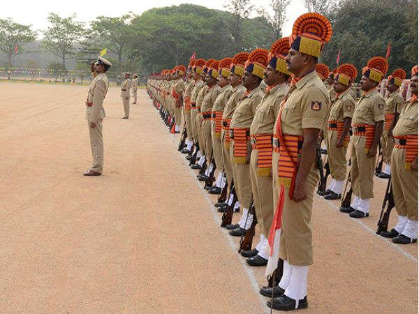 Karnataka Armed Police Constable APC Recruitment 2017