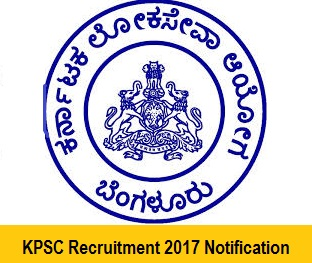KPSC fda sda recruitment 2017-18