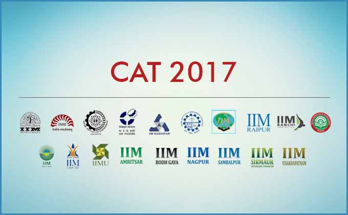 cat 2017 answer key and question paper