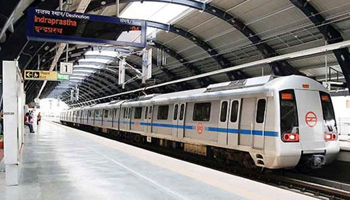 Last Year Students Apply for DMRC JE