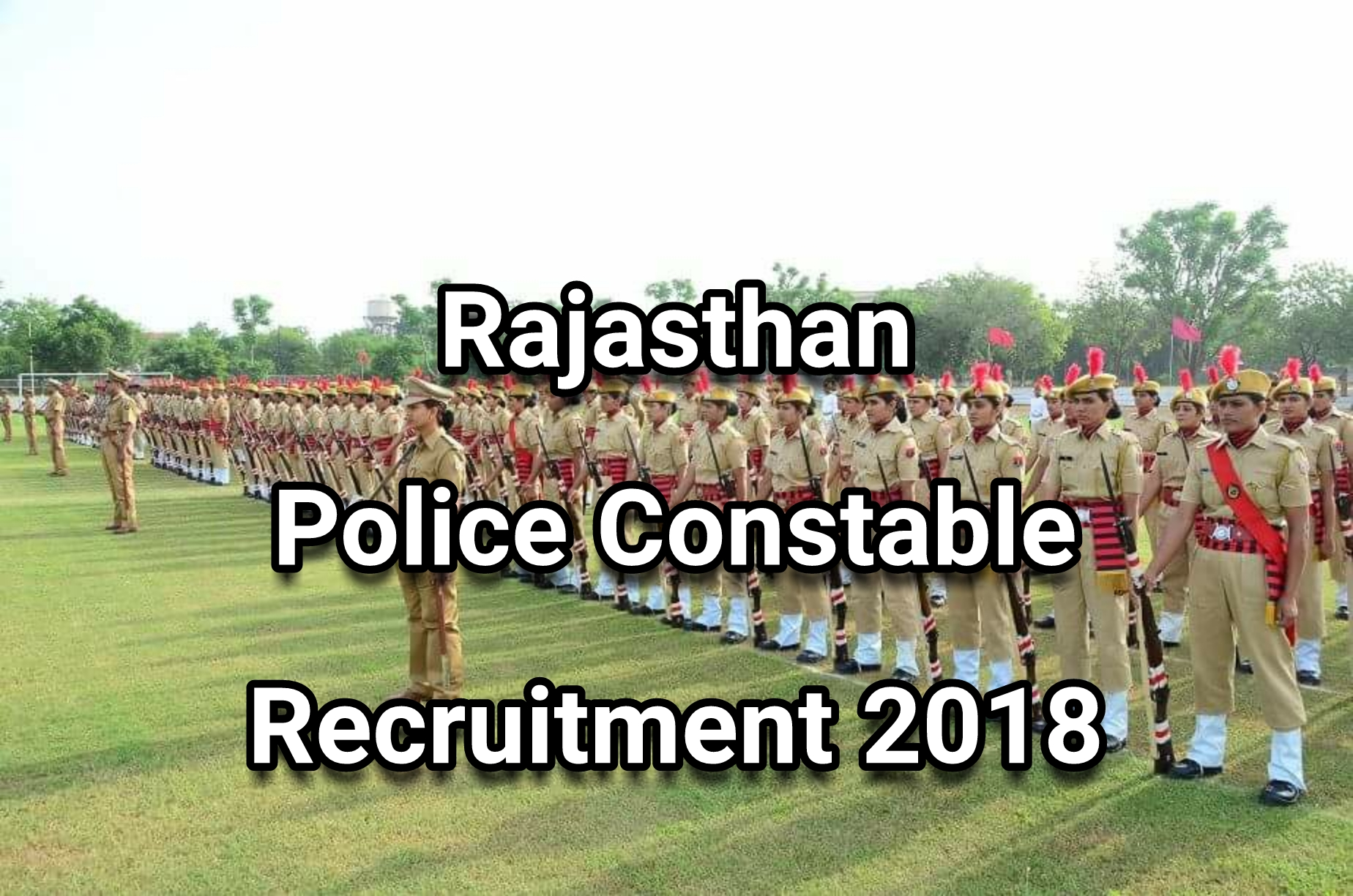 Rajasthan Police Constable Physical Standard Test Pst 2018
