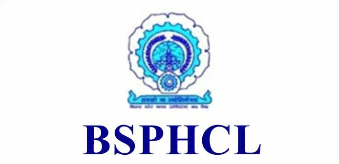 bsphcl je recruitment 2018