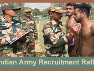 Indian Army Soldier GD online form