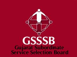 GSSSB Supervisor Instructor Online Form 2019