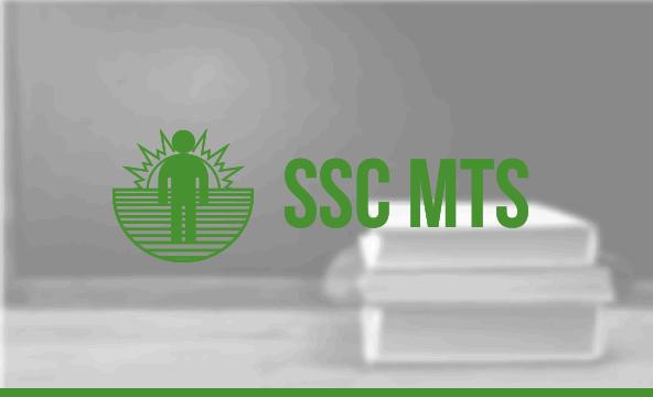 SSC MTS Syllabus Details