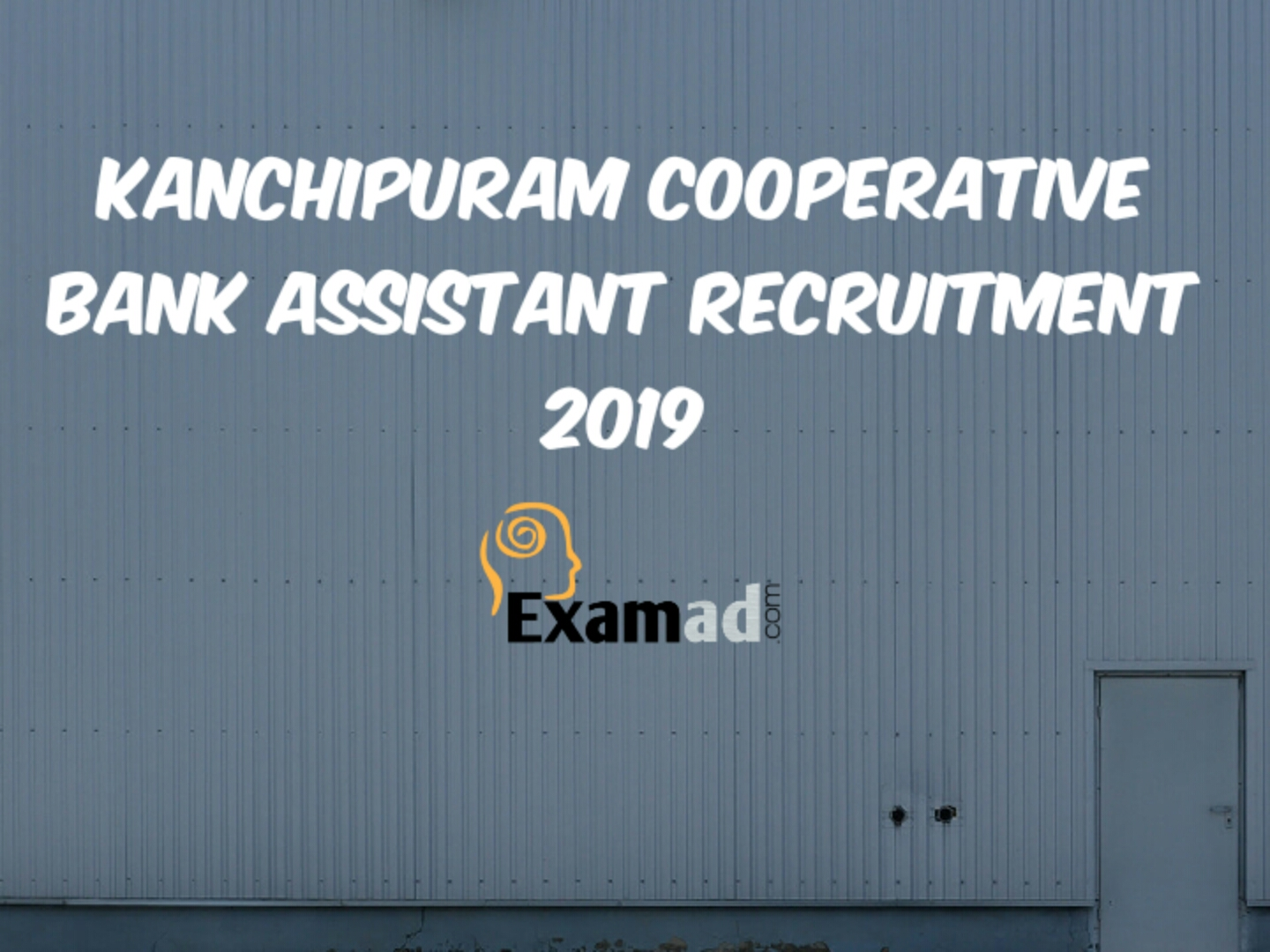 Kanchipuram Cooperative Bank Assistant Syllabus and Exam Pattern PDF Download