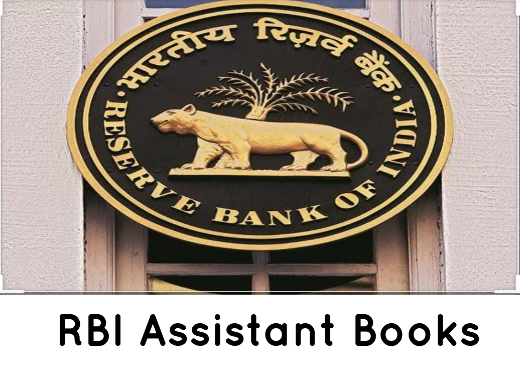 RBI Assistant Books